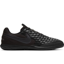 Nike React Tiempo Legend 8 Pro IC Indoor Soccer Shoes (Black)