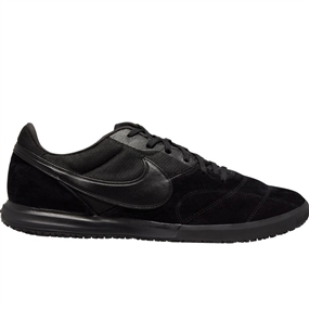Nike Premier II Sala IC Indoor Soccer Shoes (Black)