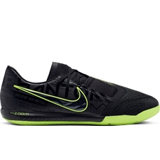 Nike Zoom Phantom Venom Pro IC Indoor Soccer Shoes (Black/Volt)