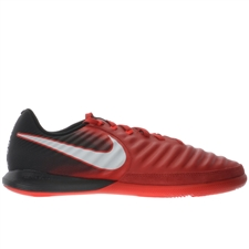 Nike TiempoX Finale IC Indoor Soccer Shoes (University Red/Black/Bright Crimson)