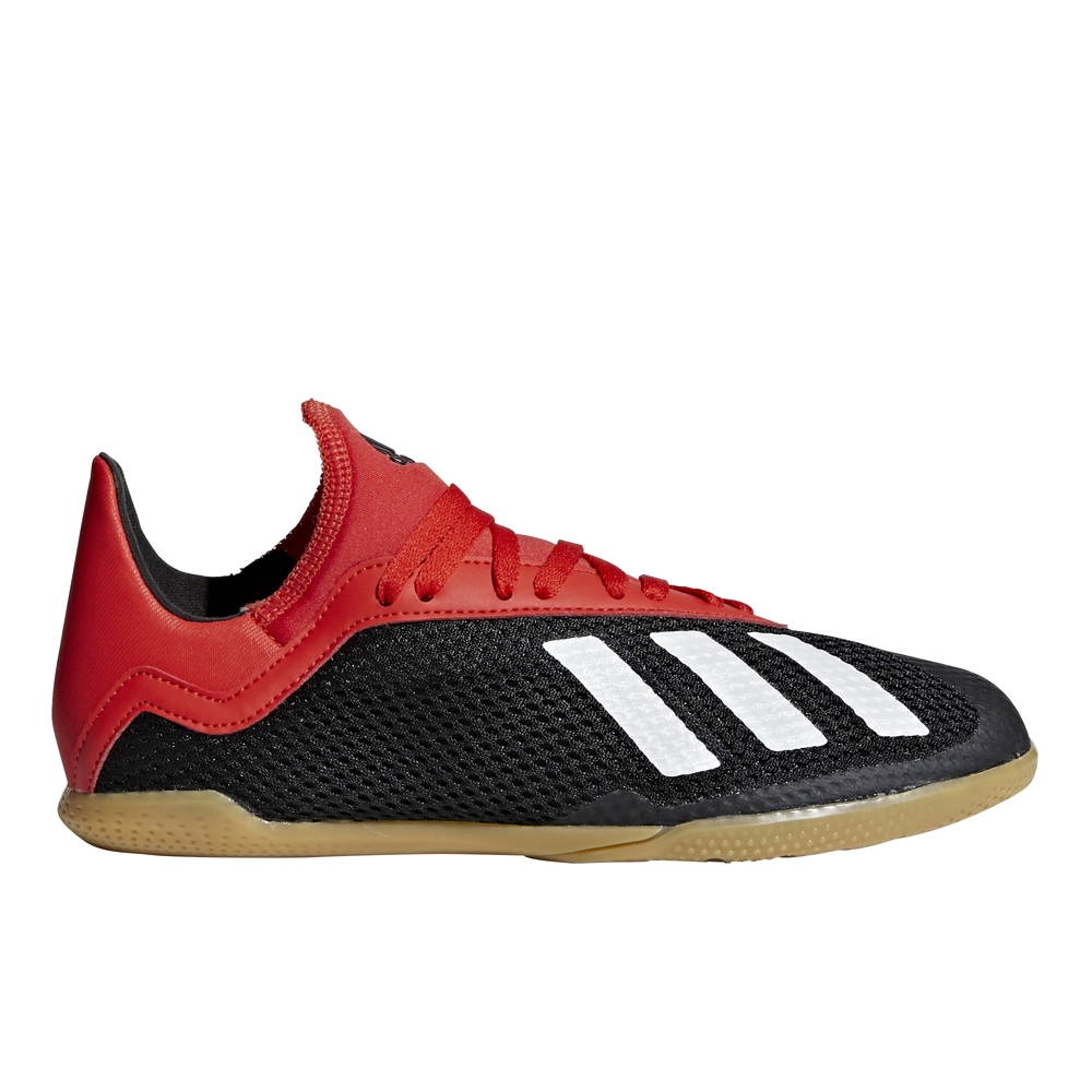 separation shoes 51c72 8244c Adidas X Tango 18.3 Youth Indoor Soccer Shoes (Core BlackOff WhiteActive  Red)  Adidas BB9395  Adidas Indoor Soccer Shoes  SOCCERCORNER.com