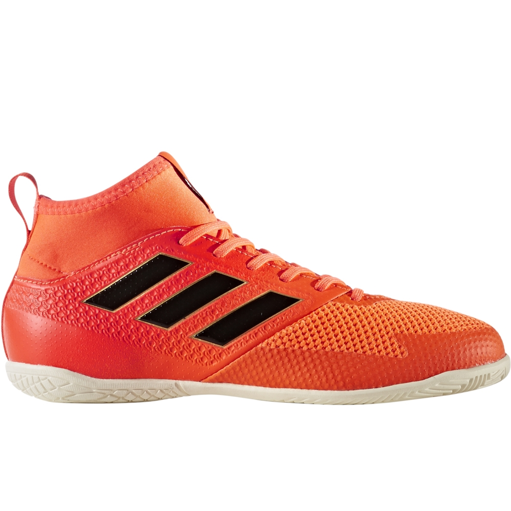 8380d29e4383 Adidas Ace Tango 17.3 Youth Indoor Soccer Shoes (Solar Red/Core ...