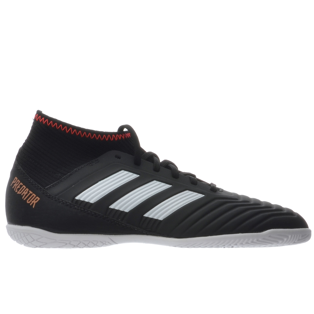 15d4481f7 Adidas Predator Tango 18.3 Youth Indoor Soccer Shoes (Core Black ...