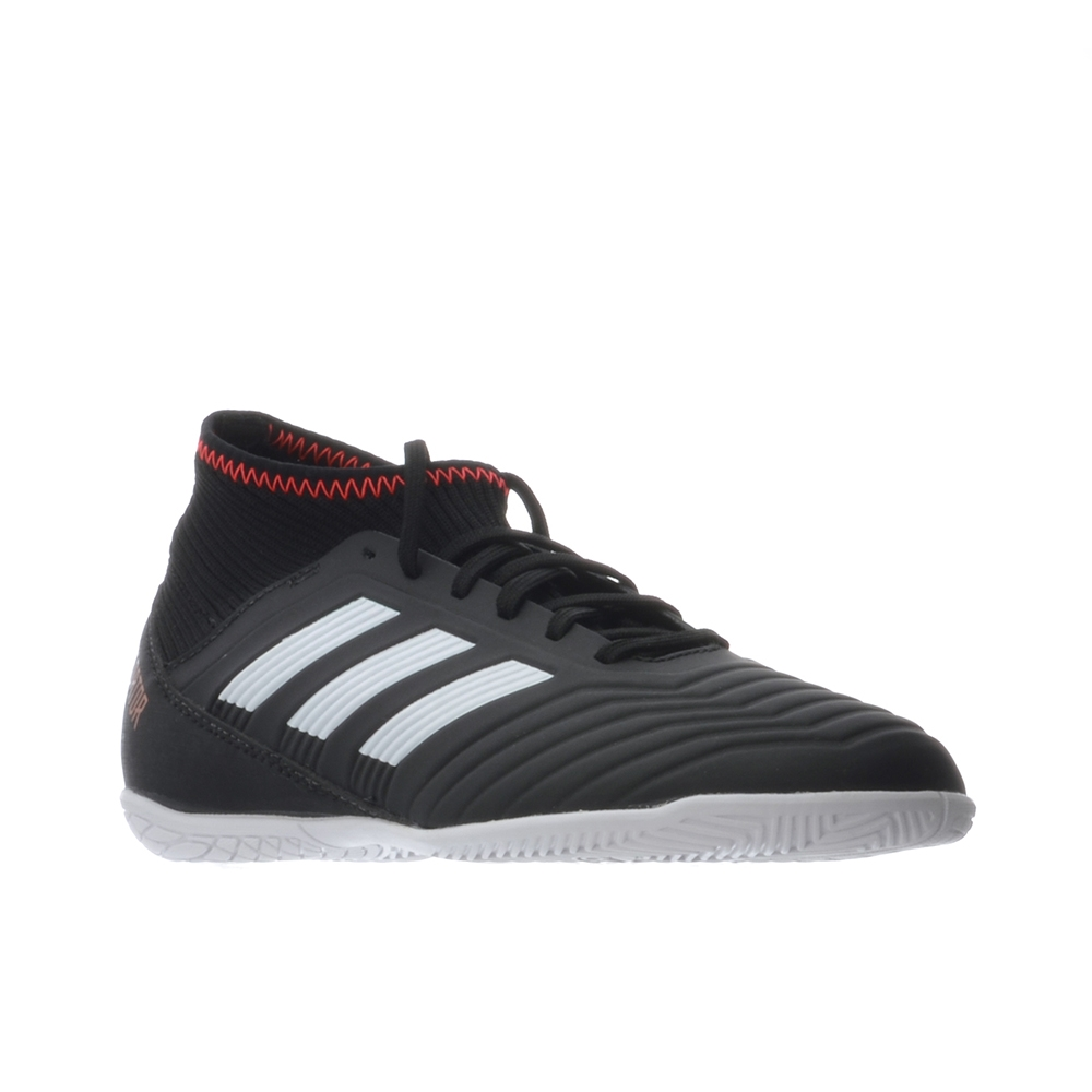 5013be5de64b1e Adidas Predator Tango 18.3 Youth Indoor Soccer Shoes (Core Black ...