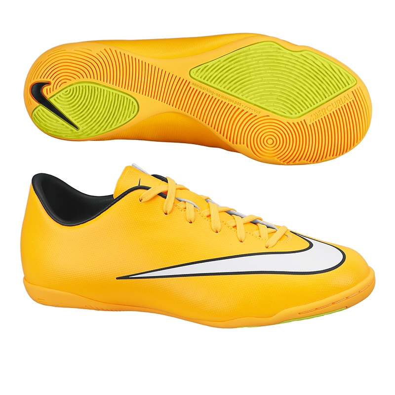 b2965c48b Nike Youth Mercurial Victory V Indoor Soccer Shoes (Laser Orange ...