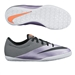 Nike Youth MercurialX Pro Indoor Soccer Shoes (Urban Lilac/Bright Mango/Black)