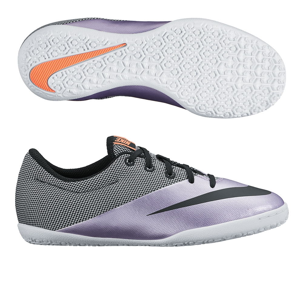 8c6f297e0 Nike Youth MercurialX Pro Indoor Soccer Shoes (Urban Lilac Bright ...
