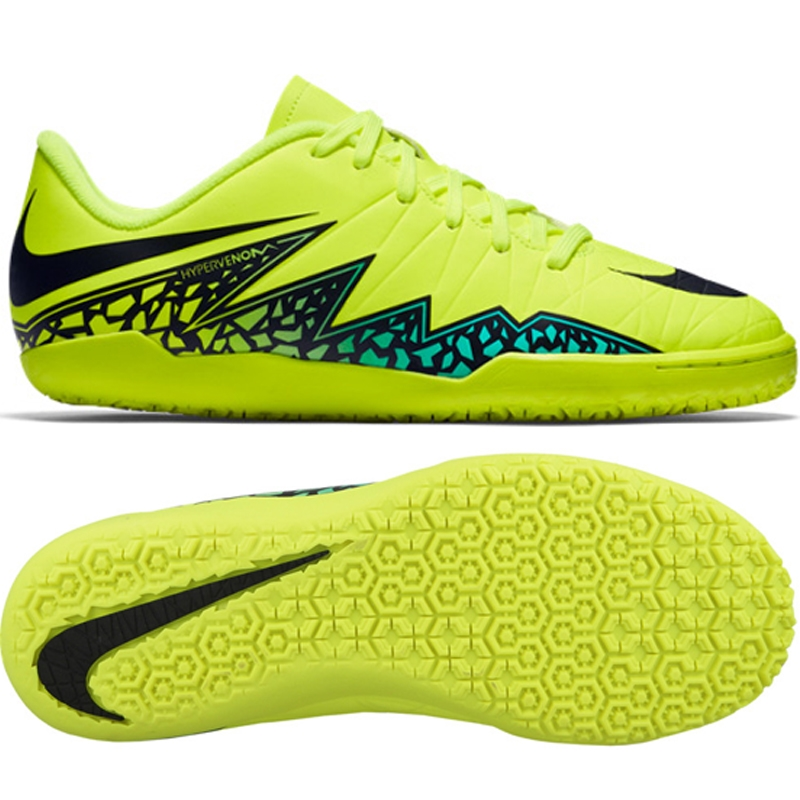 2a4aaef9250 nike hypervenom youth indoor Football Cleats of 2019