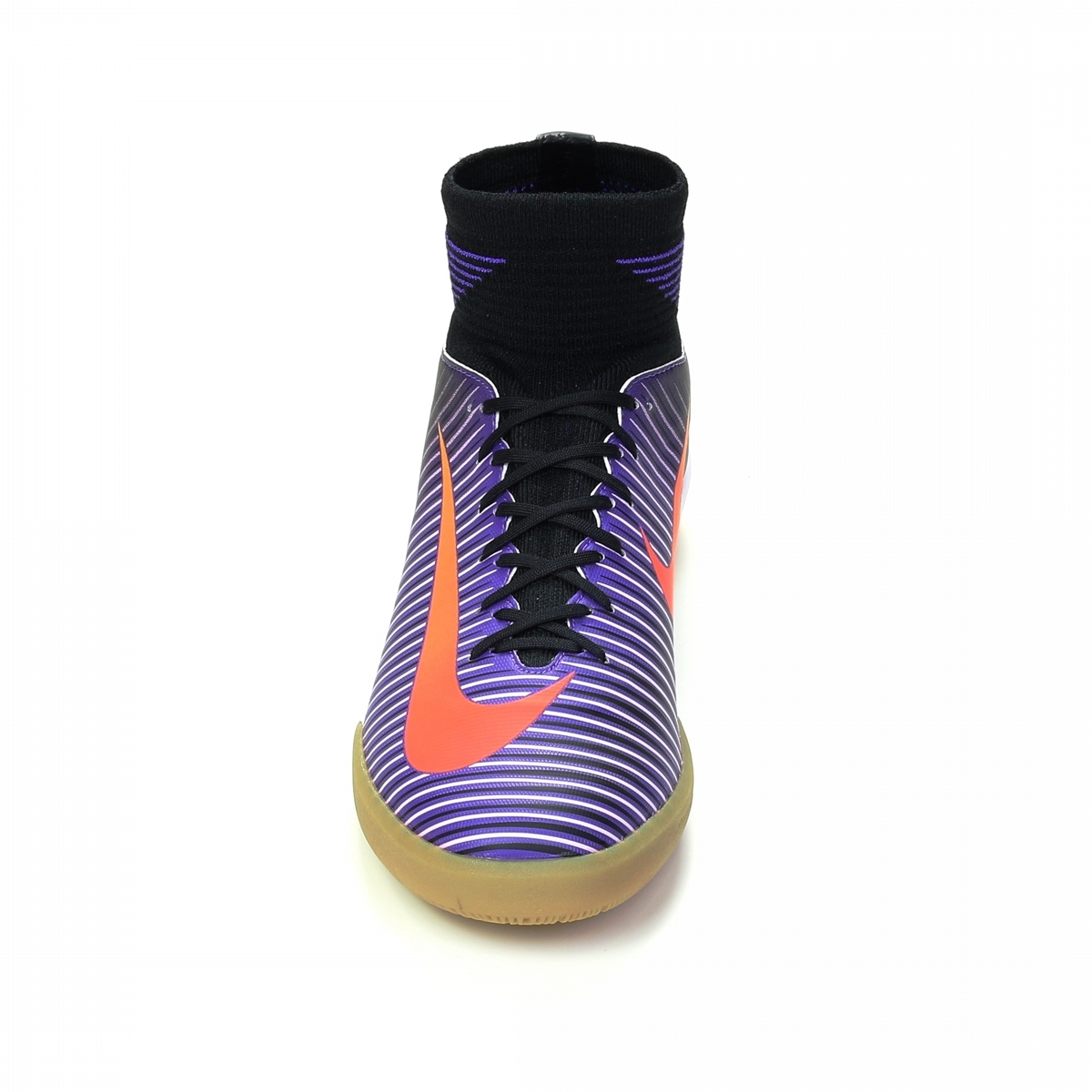 9e614842c Nike Youth MercurialX Proximo II IC Indoor Soccer Shoes (Black Total  Crimson Hyper Grape)