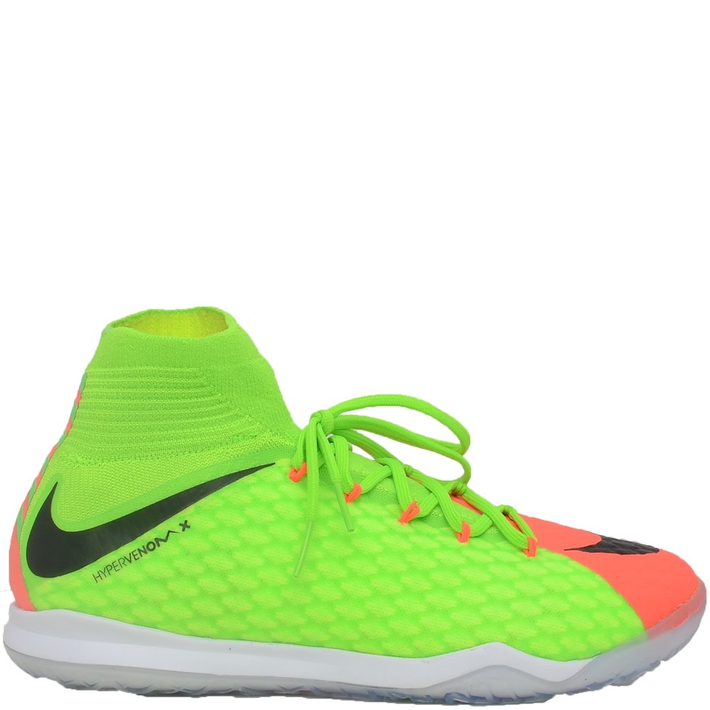 a29d0dc48 Nike Youth HypervenomX Proximo II DF IC Indoor Soccer Shoes ...