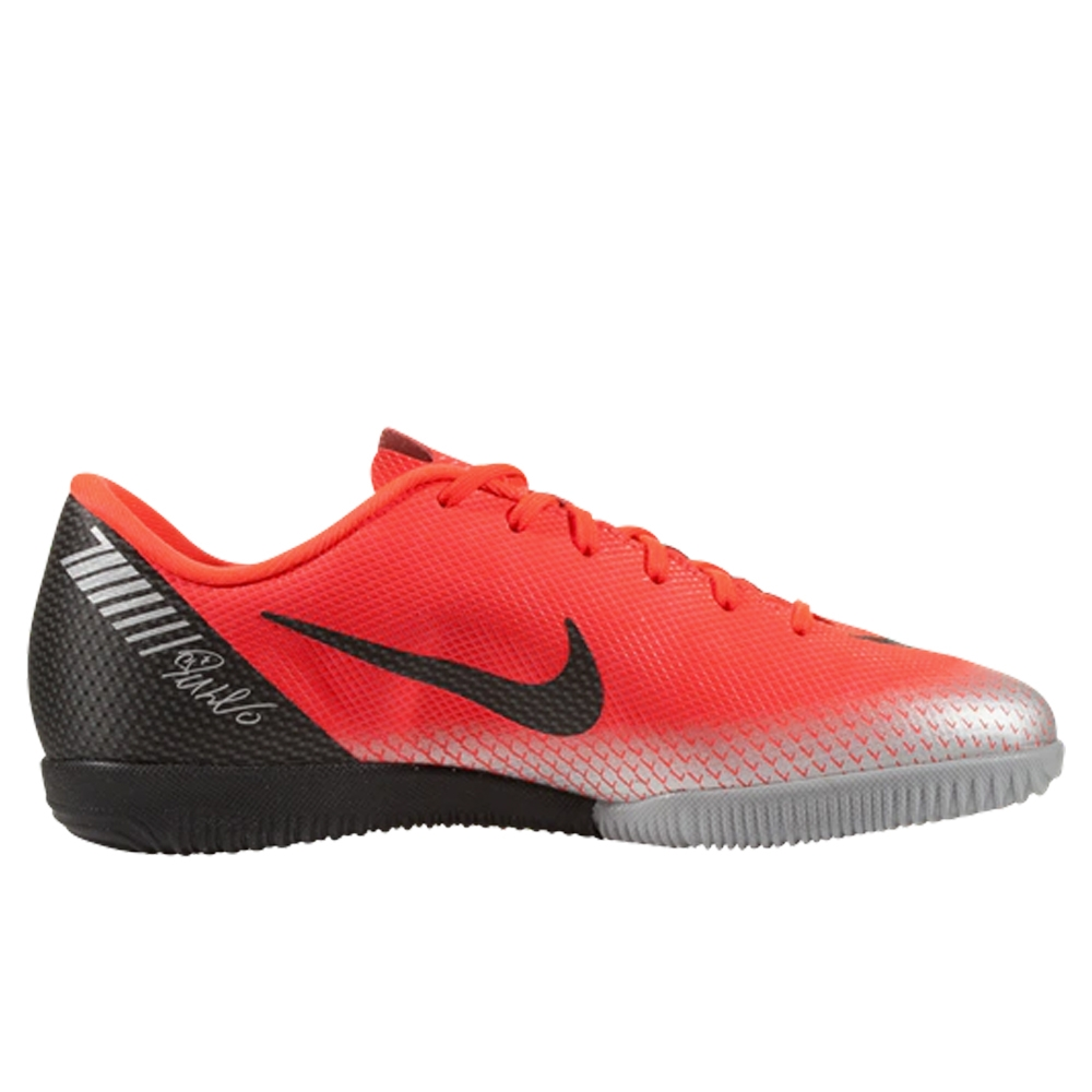 a0db108ec Nike Younger Kids  VaporX 12 Academy CR7 IC Indoor Soccer Shoes ...