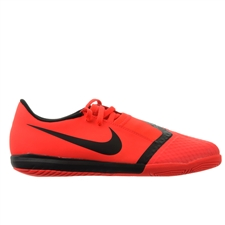 2b2ae9240cb Nike Youth Phantom Venom Academy IC Indoor Soccer Shoes (Bright  Crimson Black) ...