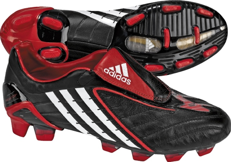 buy good coupon code release date Adidas Predator PowerSwerve TRX FG (Black/White/Red)