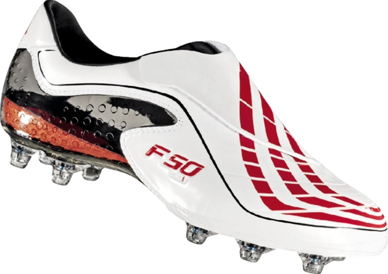 383f44a1d  119.99 - Adidas +F50.9 TUNiT (White Red Black) -