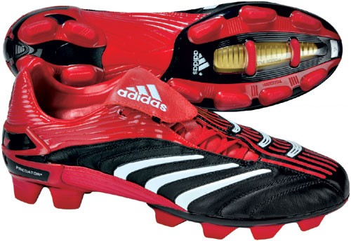 949339b51095 Adidas +Predator Absolute TRX FG (Black White Red)