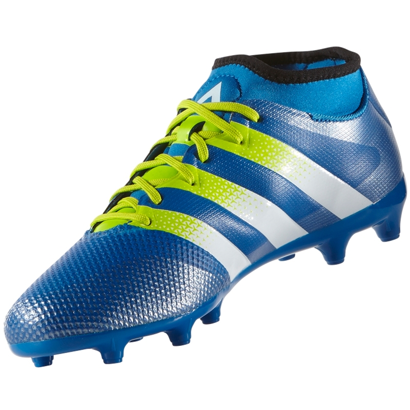 huge selection of ece97 3ac8f Adidas ACE 16.3 Primemesh FG AG Soccer Cleats (Shock ...