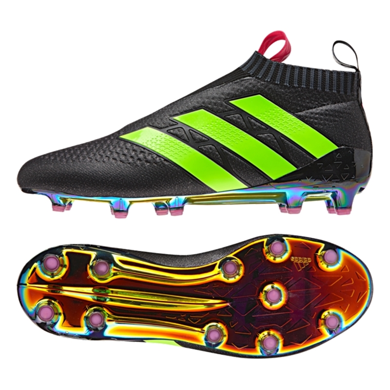 sale adidas ace 16.1 primeknit core black shock pink solar green 71cf2  3762b  spain alternative views 64cc4 7928e 55d6919ed