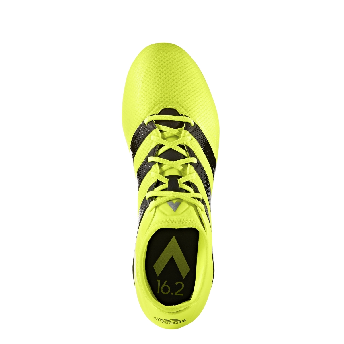 94e62ed3a ACE 16.2 Primemesh FG AG Soccer Cleats in Yellow and Silver)