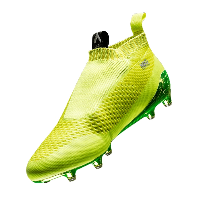 cheap for discount 1cfd7 e403e Adidas ACE 16+ PURECONTROL FG Soccer Cleats (Solar Yellow Core Black Metallic  Silver)