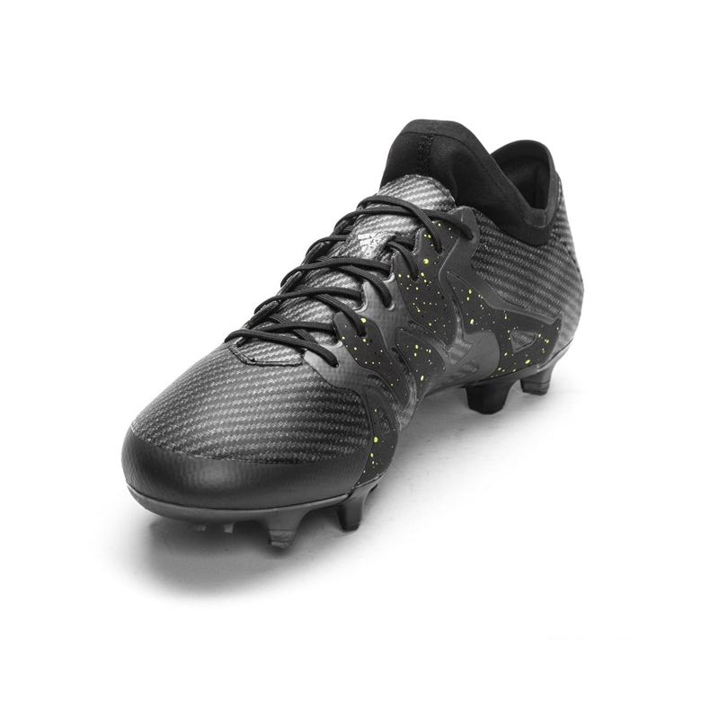 adidas all black soccer cleats
