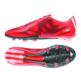 Adidas F30 (Synthetic) TRX FG Soccer Cleats (Solar Red/White/Black) | Adidas Soccer Cleats |FREE SHIPPING| Adidas B34853