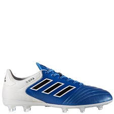 Adidas Copa 17.2 FG Soccer Cleat (Blue/Black/White)