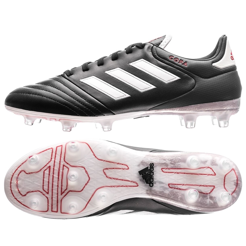 06d25023db2 Adidas Copa 17.2 FG Soccer Cleat (Black White Black) -