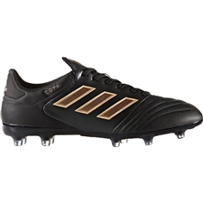 Adidas Copa 17.2 FG Soccer Cleat (Core Black/Copper Metallic)