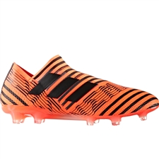 Adidas Nemeziz 17+ 360Agility FG Soccer Cleats (Solar Orange/Core Black)