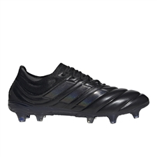 Adidas Copa 19.1 FG Soccer Cleats (Core Black)