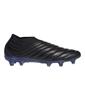 Adidas Copa 19+ FG Soccer Cleats (Core Black/Grey)