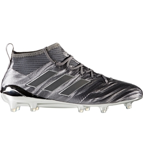 Adidas ACE 17.1 Magnetic Control FG Soccer Cleats (Mystery Ink/Silver Metallic) | Adidas Soccer Cleats |FREE SHIPPING| Adidas CM7901 | SoccerCorner.com