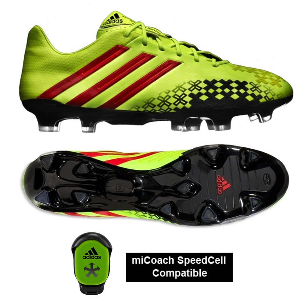 Official authorized -  Adidas Predator Lz 2 Trx FG Black Shoes