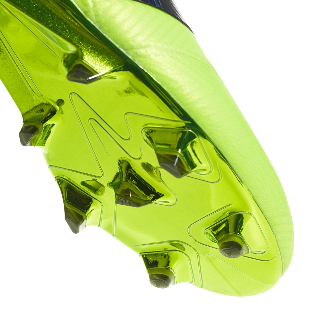 40097839f Adidas Nemeziz Messi 18.1 FG Soccer Cleats (Solar Green/Core Black ...
