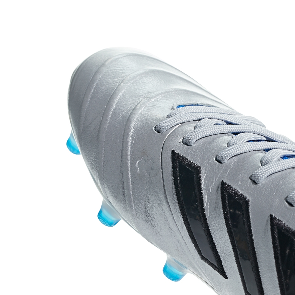 cheap for discount ac466 40edd Adidas Copa 18.1 FG Soccer Cleats (Silver ...