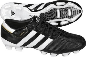 Adidas adiCORE III TRX Firm Ground Soccer Shoes (Black/White)