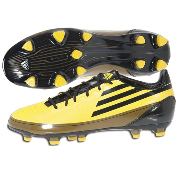 272a0739b38  85.49 - Adidas F30 TRX Synthetic - Sea of Yellow - Firm Ground ...