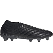 Adidas Copa 20+ FG Soccer Cleats (Core Black/Night Metallic)