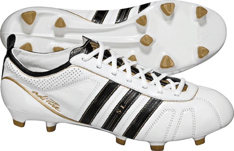 half off ab662 ffc8e SALE 149.95 - Adipure IV SL White  Adipure Soccer Cleats  Adidas Soccer  Cleats  FREE SHIPPING