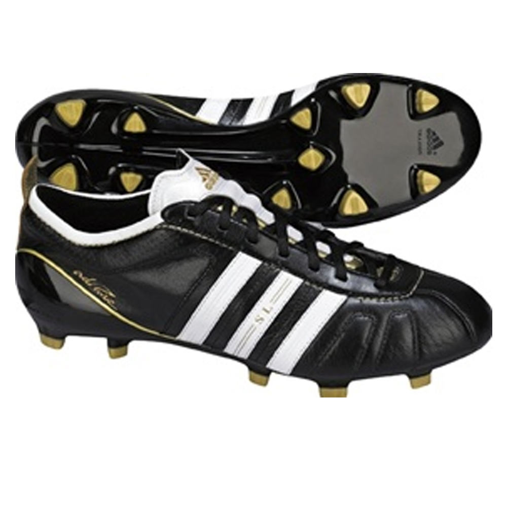 official photos 6a871 65ff5 SALE  149.95   Adipure IV SL Black   Adipure Soccer Cleats   Adidas Soccer  Cleats