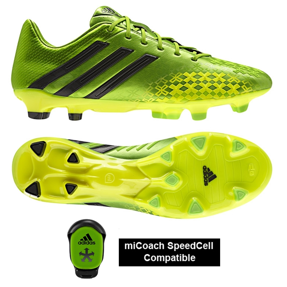 Adidas Predator LZ TRX FG Soccer Shoes Youth Medium Size Synthetic