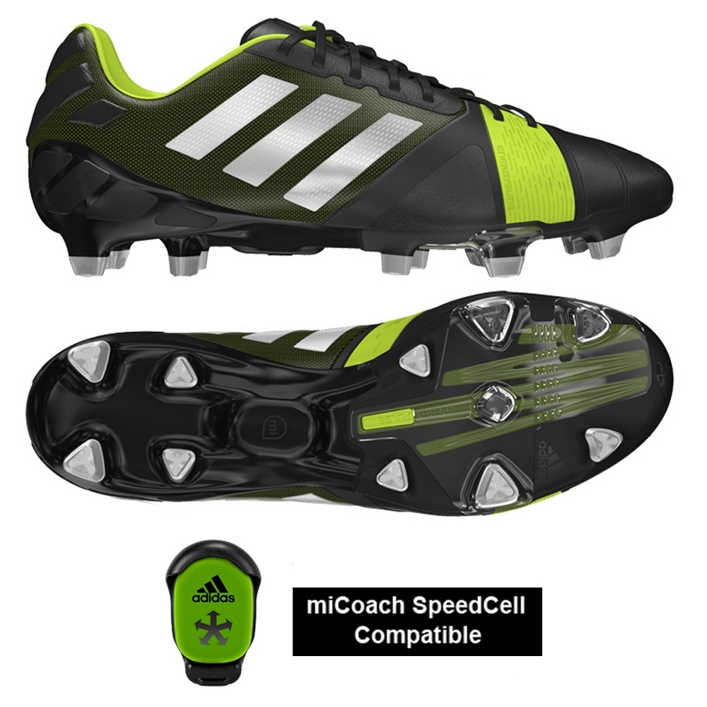 half off 9d229 2afe1 Adidas Soccer Cleats   FREE SHIPPING   Q33665   Adidas Nitrocharge 1.0 TRX  FG Soccer Cleats