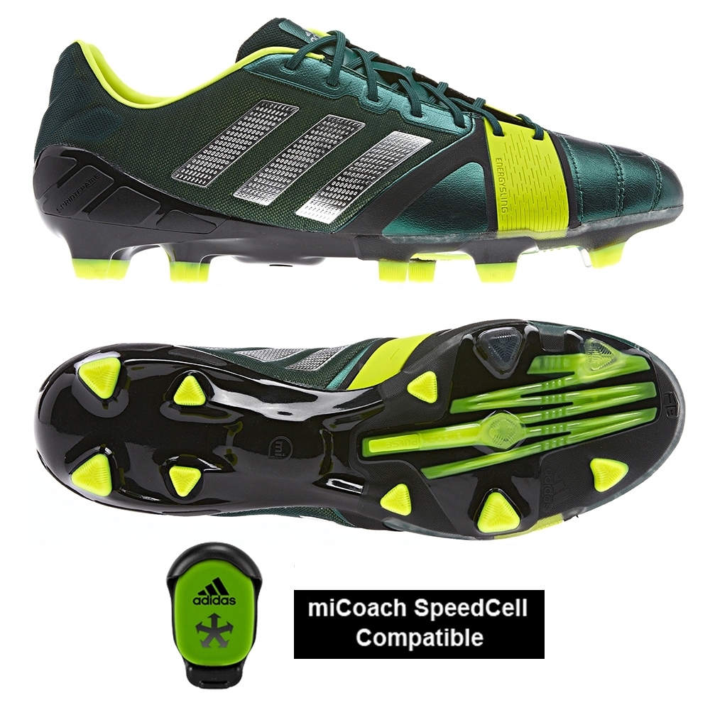 outlet store 4f72d c424a Adidas Soccer Cleats   FREE SHIPPING   Q34221   Adidas Nitrocharge 1.0 TRX  FG Soccer Cleats