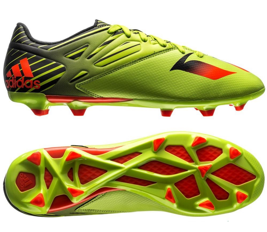 821f860cacdf adidas Messi 15.3 - Firm Ground Cleats Soccer Shoes S74689 $70 ...