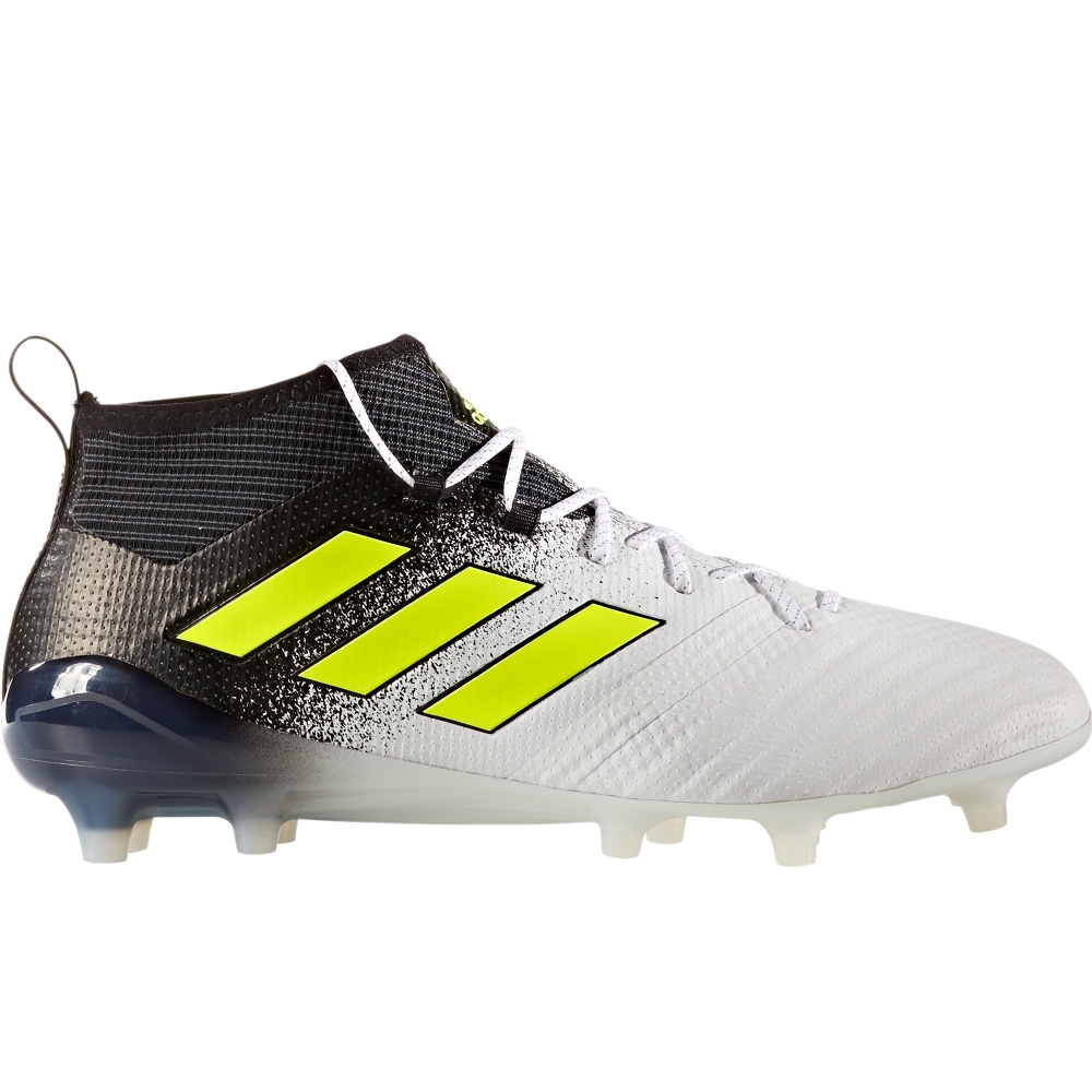 new product 2c4a8 80fcb ... netherlands adidas ace 17.1 primeknit fg soccer cleats white solar  yellow core black dc500 6eba3