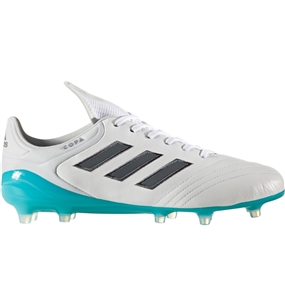 Adidas Copa 17.1 FG Soccer Cleat (Clear Grey/White/Onix)