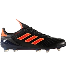 Adidas Copa 17.1 FG Soccer Cleat (Core Black/Solar Red)