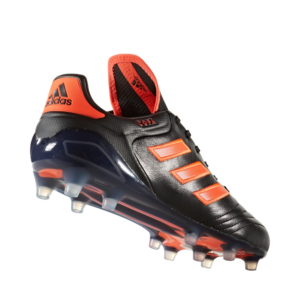 Adidas Copa 17.1 FG Soccer Cleat (Core Black Solar Red)  372588973