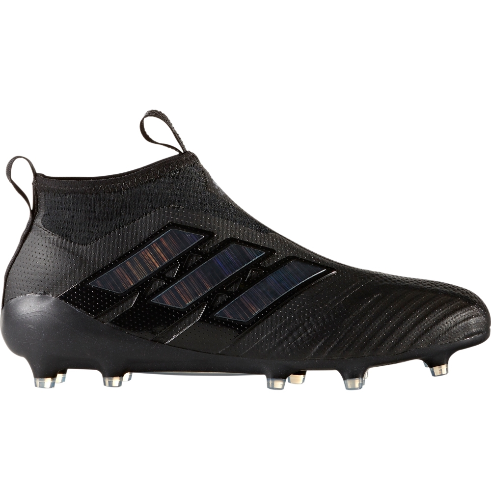 save off 0c963 bb28a Adidas ACE 17+ Purecontrol FG Soccer Cleats (Core Black/Utility Black)