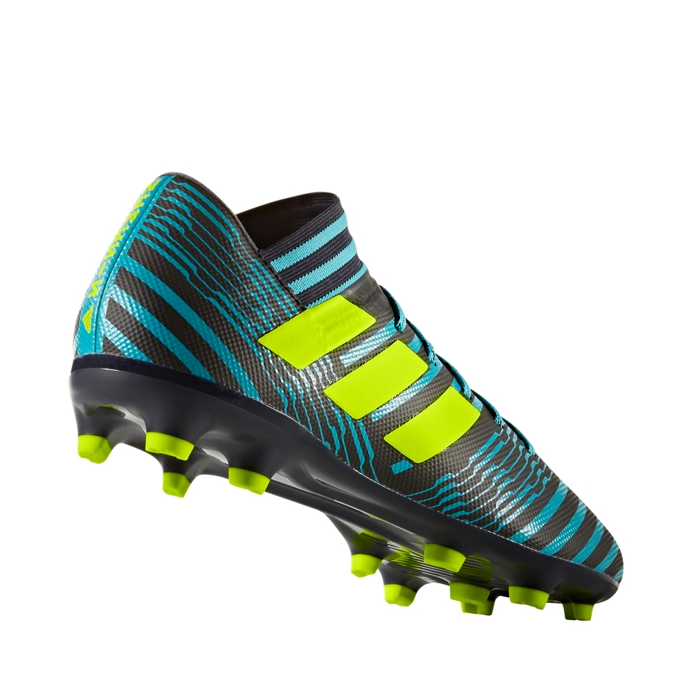 a77df20d7ff Adidas Nemeziz 17.3 FG Soccer Cleats (Legend Ink Solar Yellow Energy ...